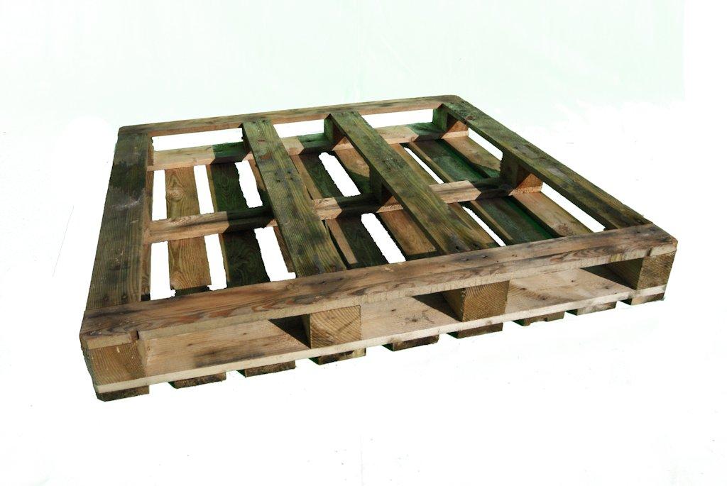 Otros palets de madera palet 1140 x 1140 reciclado - Palets madera precio ...